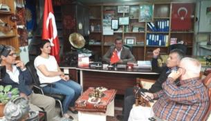 CHP Battalgazi Yönetiminden Mahalle Ziyaretleri