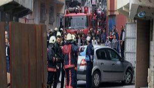 İstanbul'da göçük tehlikesi, 2 bina boşaltıldı