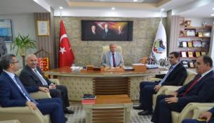 Maski Genel Müdürü Dr. Özgür Özdemir'den Doğanşehir'e Ziyaret
