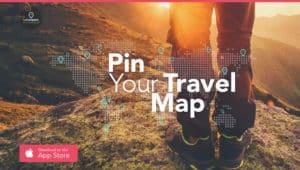 LifePinner: Gezginler için eğlenceli seyahat uygulaması