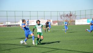 Malatya Yeşilyurt Belediyespor Sahasında Farklı Kazandı