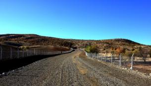 Pütürge'de, 8 Mahallenin Ulaşımı Sağlanacağı Köprü Tamamlandı
