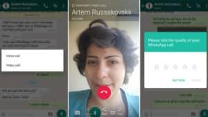 WhatsApp video görüşme özelliğini devreye aldı