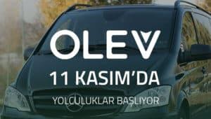 Yeni yerli uygulama OLEV, 500 Istanbul yatırımıyla Uber 'e rakip oluyor!