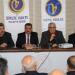 Başkan Gürkan, Birlik Vakfı Malatya Şubesi'nin Konuğu Oldu