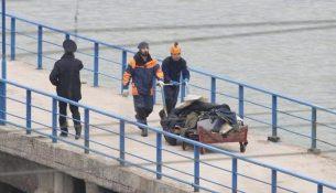 Düşen Rus uçağının ana gövdesi bulundu