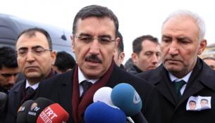 Gümrük ve Ticaret Bakanı Bülent Tüfenkci Açıklaması