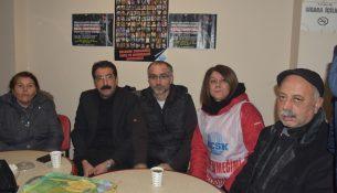 KESK'liler işten çıkarılan üyeleri için Ankara'ya yürüyor