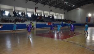 Liseler Futsal Müsabakaları Sona Erdi