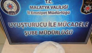 Malatya Polisinden Uyuşturucu Operasyonu