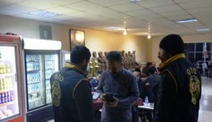 Malatya'da 800 Polisle Huzur Operasyonu
