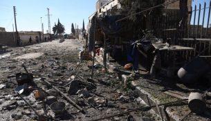 Rusya Halep 'e yerleşiyor