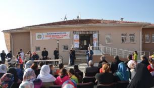 Şehit Engin Tilbaç Eğitim Merkezi Tanıtıldı