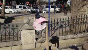 Şüpheli Çantadan Çocuk Kıyafetleri Çıktı