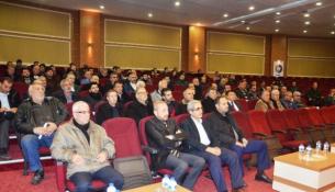 Ulusal Yeterlilik Sistemi Belge Zorunluluğu' Semineri Düzenlendi