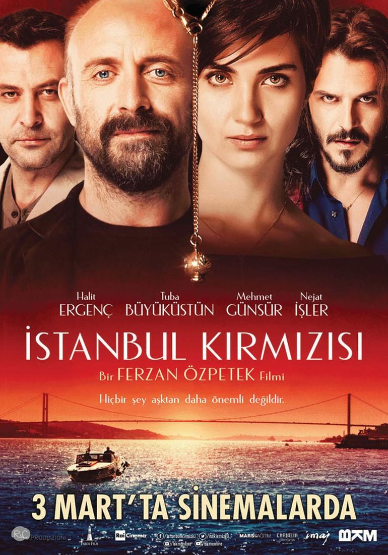 İstanbul Kırmızısının fragmanı yayınlandı