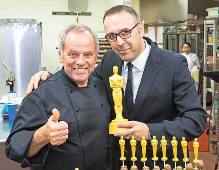 2017 Oscar mutfağı