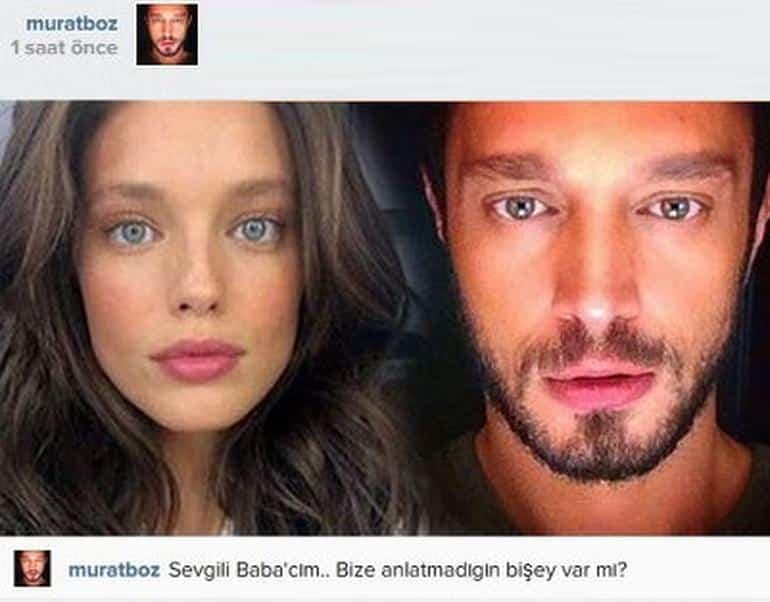 Murat Bozun ikizi sosyal medyayı salladı