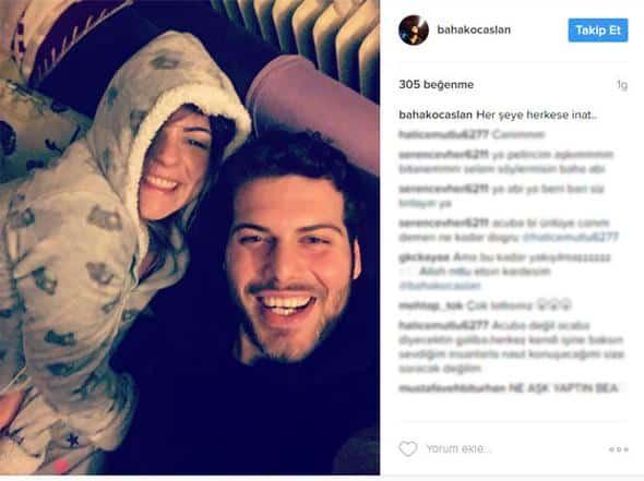 Pelin Öztekin ile Baha Koçaslan ayrıldı mı