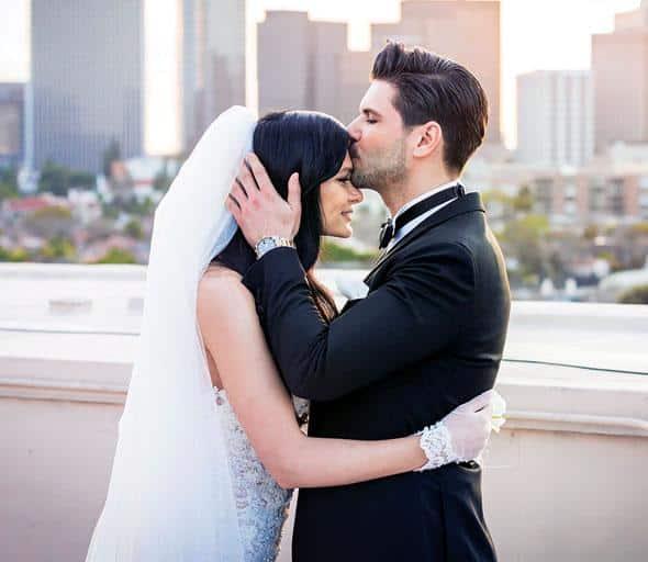 Tolgahan Sayışman evlendi
